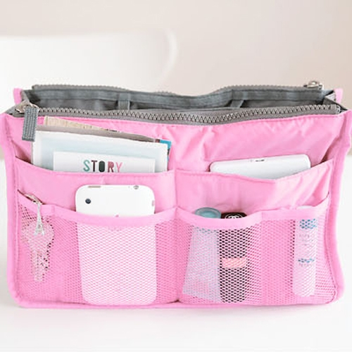 Women-Travel-Insert-Handbag-Organiser-Purse-Large-liner-Organizer-Tidy-Bag-AH24